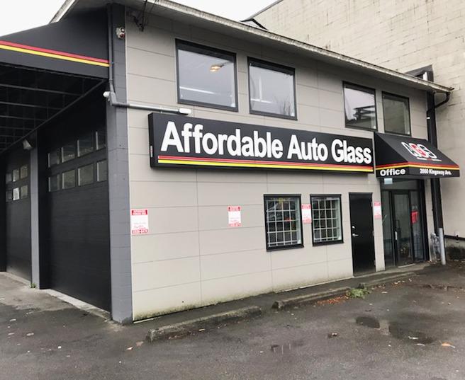 Car Glass Repair Port Coquitlam